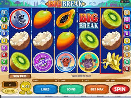 Big Break играть онлайн