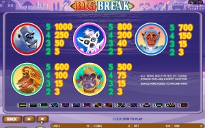 Big_Break играть онлайн