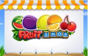 Fruit Shop играть онлайн